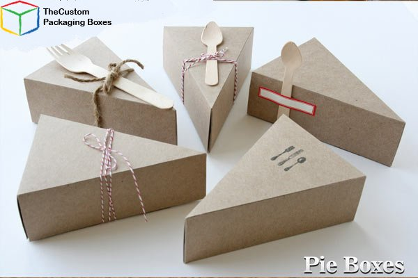 Customized Pie Boxes