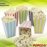 Custom Popcorn boxes and all the fun ideas for them