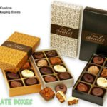 Chocolate packaging boxes: spread love and care this Christmas!