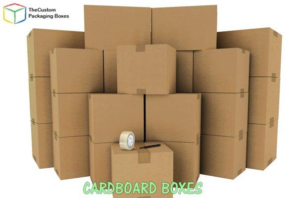 Cardboard Boxes 2