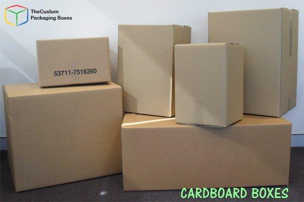 Cardboard Boxes 3
