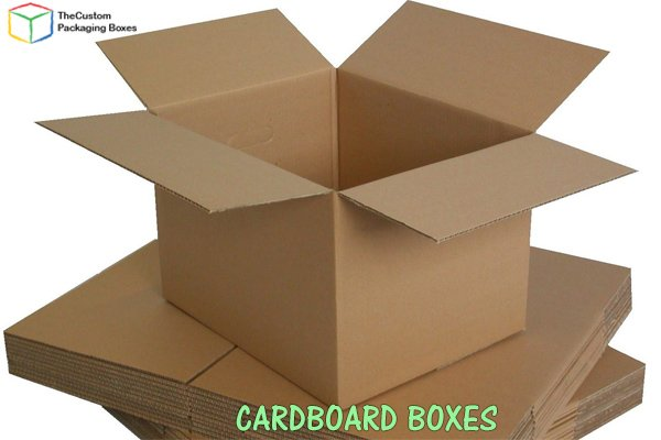 Cardboard Boxes 4