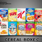 Custom cereal boxes: Top 4 Consumer Behavior and Your Packaging!