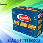 Concept Packaging Designs: Top tips for spaghetti boxes!