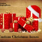 Christmas boxes made to enhance the Joyous of this Auspicious Occasion