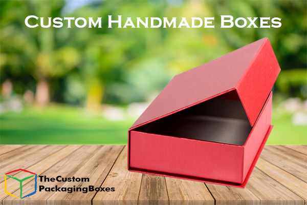 Custom Handmade Boxes