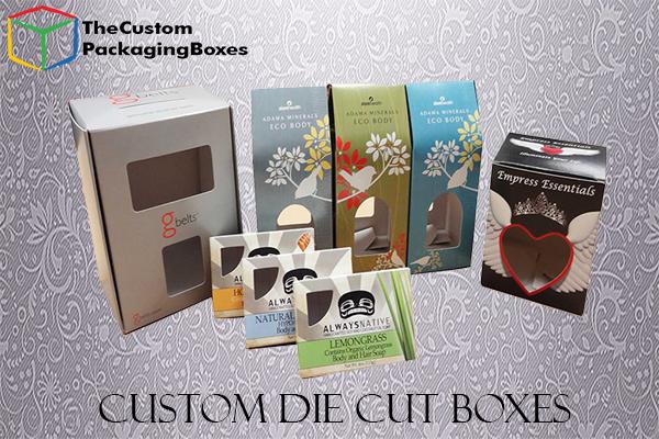 Custom Die Cut Boxes