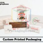 Custom Printed Packaging-Cover and express your product