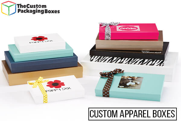 Custom Apparel boxes- Customized Apparel Printed Boxes