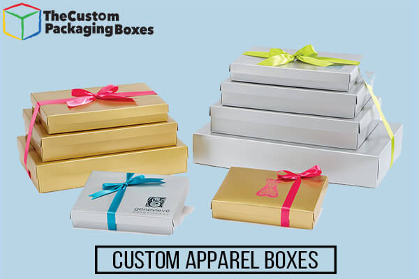 Wholesale apparel boxes