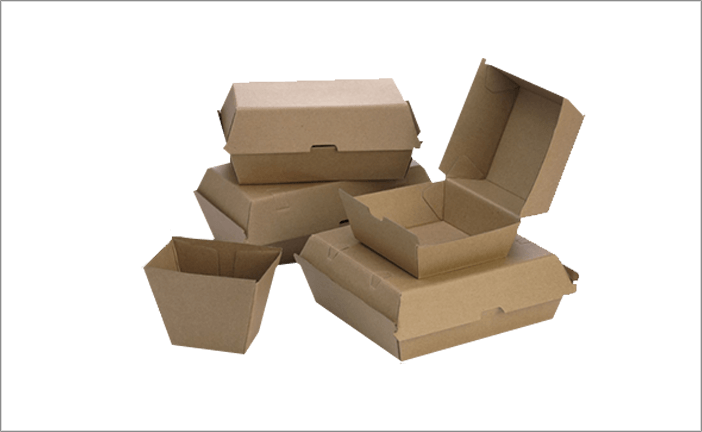 Custom food boxes