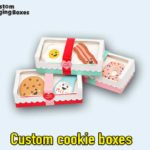 Premium Packaging for Custom Cookie Boxes Wholesale