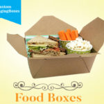How Custom food boxes can be helpful?