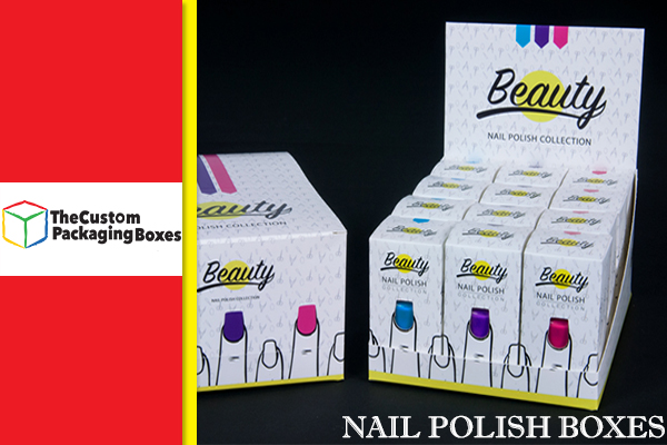 Where to get best Nail Polish Boxes to package your nail polishes?