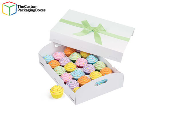 boxes for cupcakes