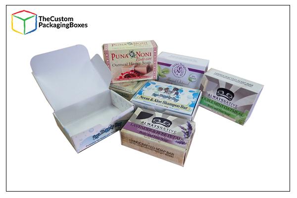 Custom Soap Box