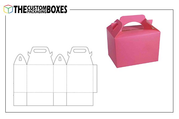 Party boxes in different styles and perfect for your party