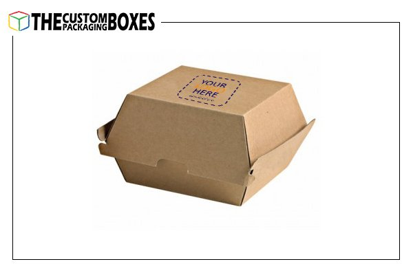 Food Boxes with Logo