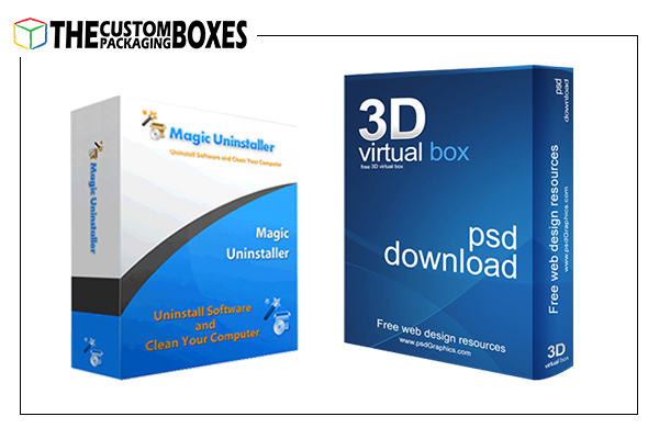 Software Printed Boxes