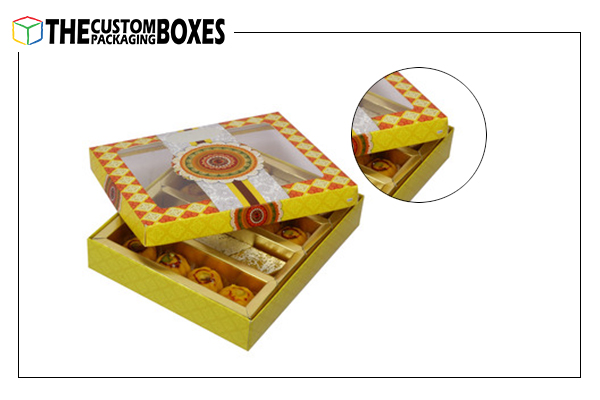 custom sweet boxes
