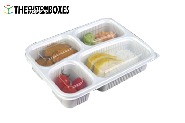 Lunch Boxes Packaging