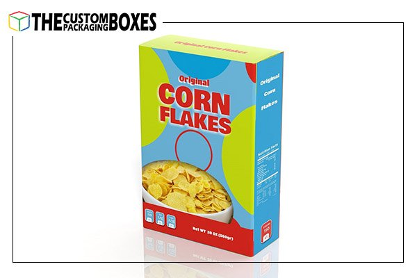 custom cereal box maker