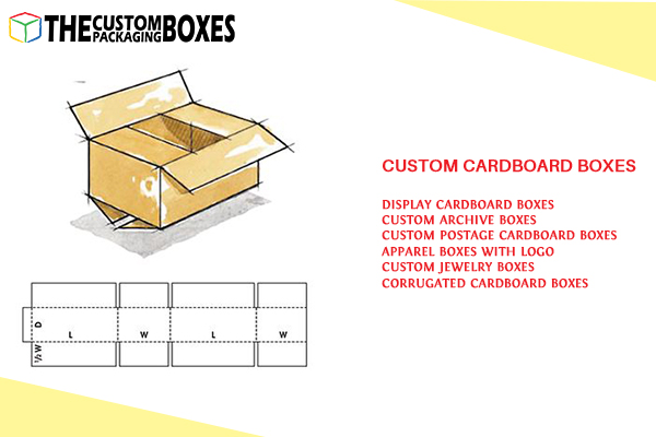 How to utilize cardboard boxes in different business packaging scenarios?