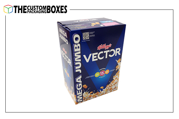plain cereal boxes