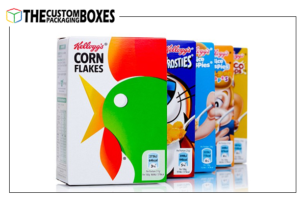 Recyclable Cereal Boxes