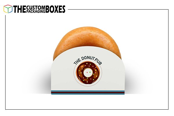 Personalized donut boxes