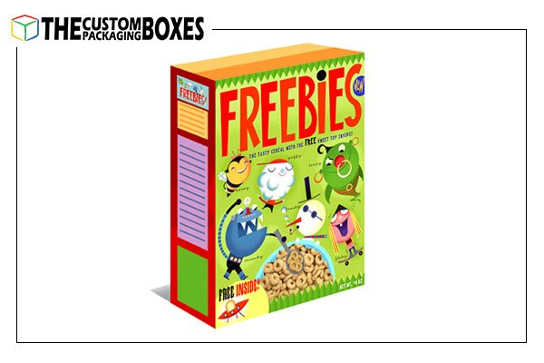 Small Cereal Boxes