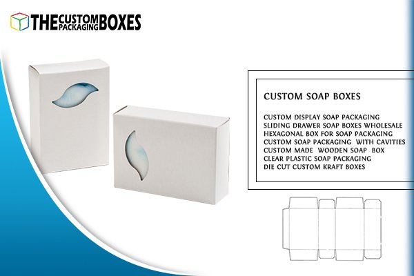 6 innovative Custom Soap Box to make soap packaging attractive