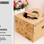 Choose innovative Cake Boxes to make cakes more alluring