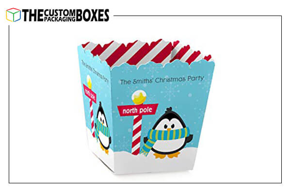 Custom Printed Party Boxes