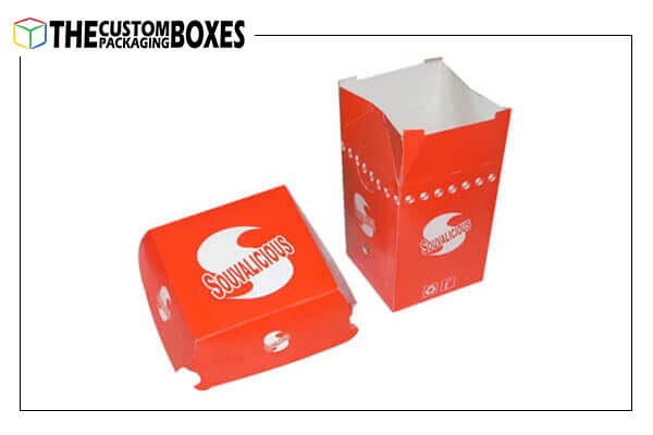 Customize snack boxes