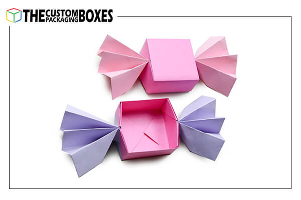 Candy boxes – present your candies in an enticing way