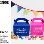 Transform your parties with innovatively designed Party Boxes