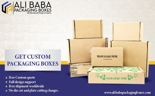 The Custom packaging boxes - Custom printed Packaging