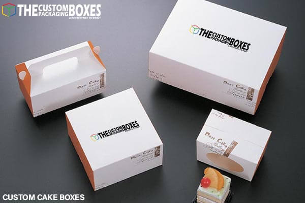 Custom Cake Boxes: Grab to make Cake packaging more attractive