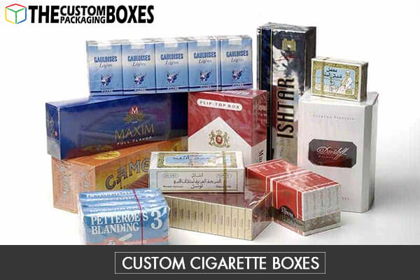 Add innovation in Cigarette Boxes and grab customer's attention