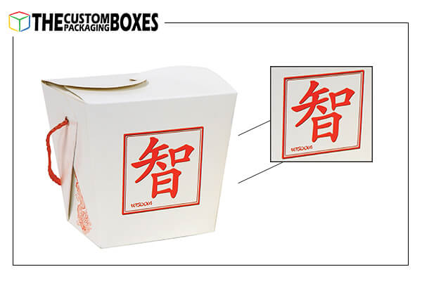gift Chinese takeout boxes