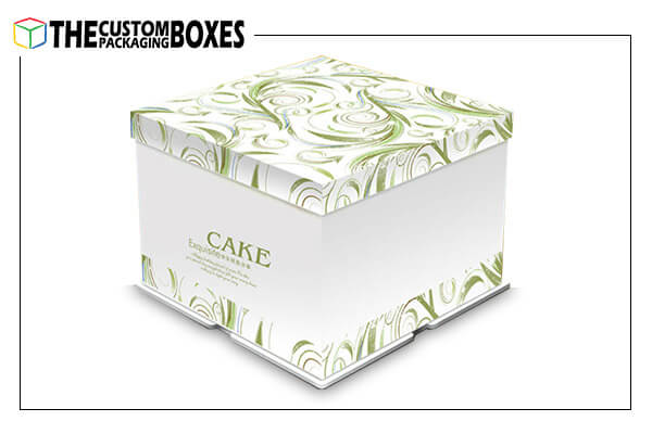 custom printed cake boxes