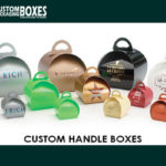 How can Custom Handle Boxes can help retailers in several ways?