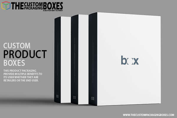 What type of Product Box packaging create attraction in your products?