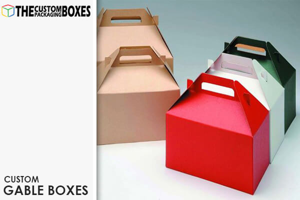 How can you make Gable Boxes for your product and brand?