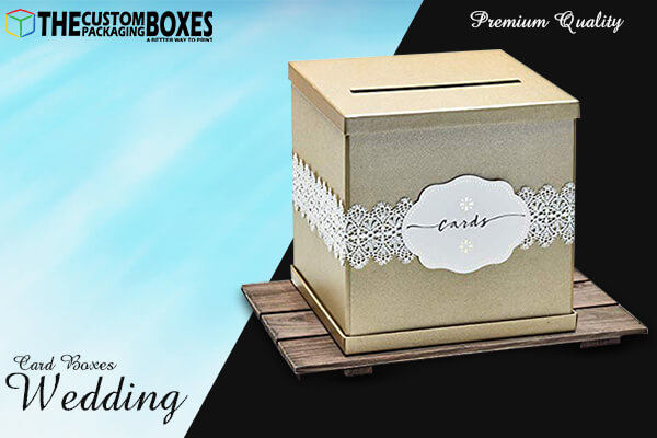 Wedding card box designs