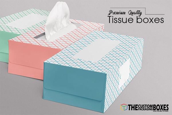 How a tissue box can be beneficial for retailers and consumers?