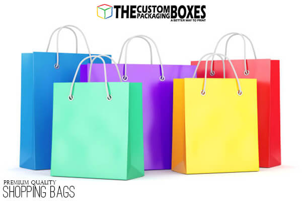 What type of Shopping Bags you must have at your store?