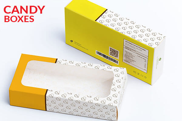 Candy boxes wholesale