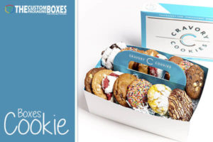 Cookie Boxes with Window